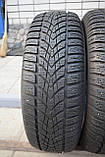 Шины б/у 195/65 R15 Dunlop SP Winter Sport 4D, ЗИМА, 6-7 мм, пара, фото 3