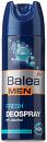 Дезодорант антиперспирант Balea men fresh мужской  200 мл Балеа