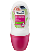 Дезодорант роликовый Balea Pink Pomelo 50мл   Шариковый дезодорант Помело Балеа