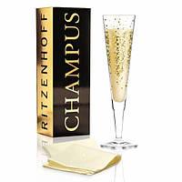 Келих для шампанського від Daniela Melazzi 205 мл, фото 1