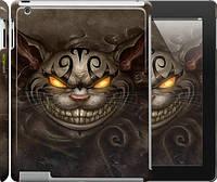 """Чехол на iPad 2/3/4 Чеширский кот v2 """"1078c-25"""""""