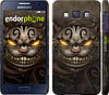 "Чехол на Samsung Galaxy A3 A300H Чеширский кот v2 ""1078c-72"""
