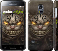 "Чехол на Samsung Galaxy S5 mini G800H Чеширский кот v2 ""1078c-44"""