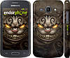 "Чехол на Samsung Galaxy Ace 3 Duos s7272 Чеширский кот v2 ""1078c-33"""