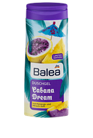 Гель для душа Balea Dusche Cabana Dream - с маракуя и персиком (Германия) 300 мл. Балеа