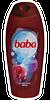 Гель для душа Baba с экстрактом розы и красного винограда 400 мл.