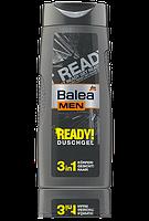 Гель для душа Balea Men 3 in 1 Ready 300 мл.