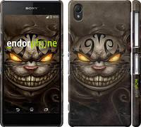 """Чехол на Sony Xperia Z2 D6502/D6503 Чеширский кот v2 """"1078c-43"""""""