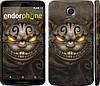 """Чехол на Motorola Nexus 6 Чеширский кот v2 """"1078c-67"""""""