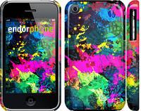 """Чехол на iPhone 3Gs Кляксы """"2236c-34"""""""