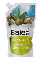 Мыло жидкое Balea Оливка & Лемонграсс 500мл, балеа (запаска)
