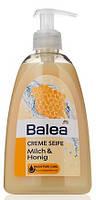 Мыло жидкое Balea Молоко&Мёд 500мл, балеа