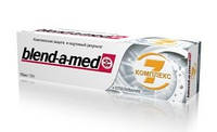 Зубная паста Blend-a-med 7 Комплекс + Отбеливание 100мл (блендамед)