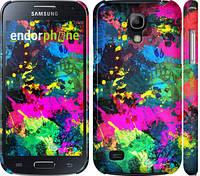 "Чехол на Samsung Galaxy S4 mini Кляксы ""2236c-32"""