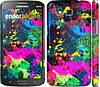 """Чехол на Samsung Galaxy Grand 2 G7102 Кляксы """"2236c-41"""""""