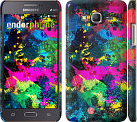 "Чехол на Samsung Galaxy Grand Prime G530H Кляксы ""2236c-74"""