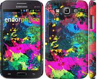 """Чехол на Samsung Galaxy Win i8552 Кляксы """"2236c-51"""""""