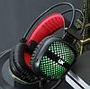 Игровые наушники UX-A2 со светодиодной подсветкой