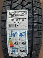 Bridgestone 215/65 R 16C [109/107]R  BLIZZAK W995z, фото 1
