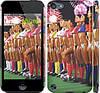 "Чехол на iPod Touch 5 Любимая футбольная команда ""2177c-35"""