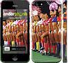 "Чехол на iPhone 5s Любимая футбольная команда ""2177c-21"""