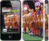 "Чехол на iPhone 4s Любимая футбольная команда ""2177c-12"""
