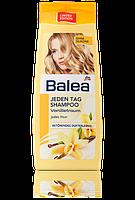 Шампунь Balea Ваниль для всех типов волос ежедневный 300мл.