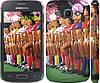 "Чехол на Samsung Galaxy Ace 3 Duos s7272 Любимая футбольная команда ""2177c-33"""