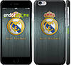"Чехол на iPhone 6 Real Madrid 3 ""995c-45"""