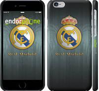 "Чехол на iPhone 6 Real Madrid 3 ""995c-45"""
