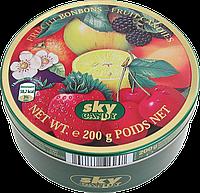 Конфеты Fruit Candy  200 г  , леденцы скай фруктовые 200г