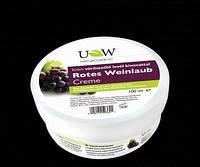 Крем для ног UW NaturCosmetic с екстрактом красного винограда   250мл