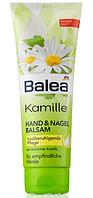Крем для рук и ногтей Balea Ромашка 125мл, балеа