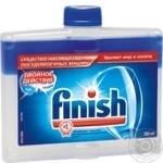 Промывка для посудомоечных машин Finish 250 мл ( Финиш)
