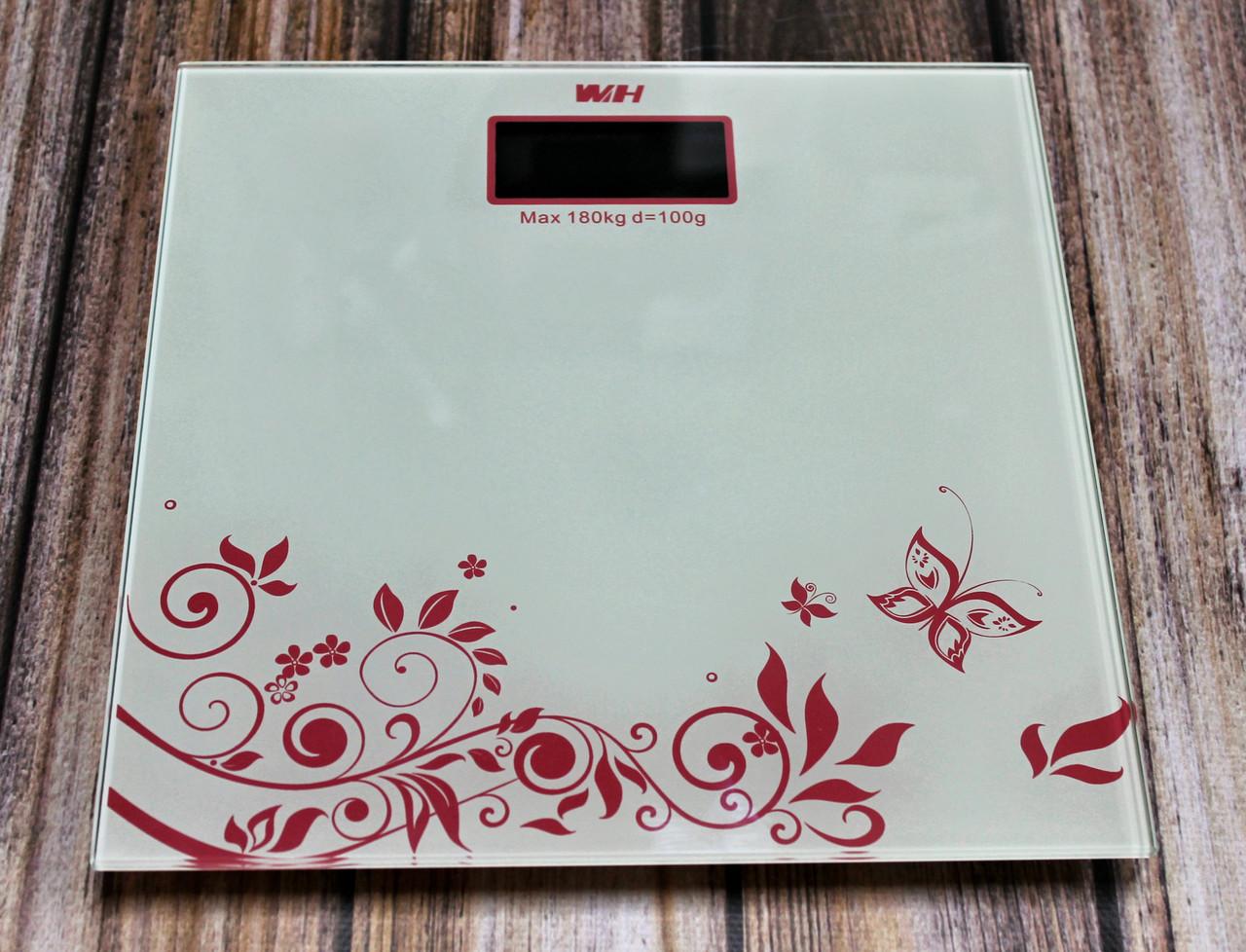 Весы электронные напольные бытовые Bathroom Scale 180 кг