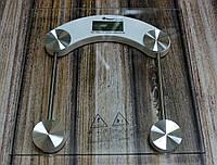 Весы стеклянные напольные бытовые Domotec MS-2003B.180 кг, фото 1