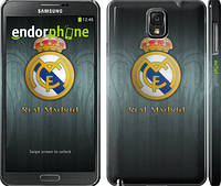 "Чехол на Samsung Galaxy Note 3 N9000 Real Madrid 3 ""995c-29"""