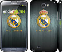 "Чехол на Samsung Galaxy Note 2 N7100 Real Madrid 3 ""995c-17"""