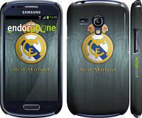"Чехол на Samsung Galaxy S3 mini Real Madrid 3 ""995c-31"""