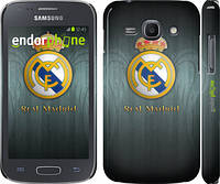 "Чехол на Samsung Galaxy Ace 3 Duos s7272 Real Madrid 3 ""995c-33"""