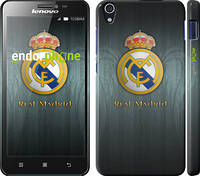 "Чехол на Lenovo S850 Real Madrid 3 ""995c-78"""