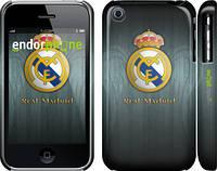 "Чехол на iPhone 3Gs Real Madrid 3 ""995c-34"""