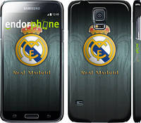 "Чехол на Samsung Galaxy S5 g900h Real Madrid 3 ""995c-24"""