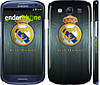 "Чехол на Samsung Galaxy S3 Duos I9300i Real Madrid 3 ""995c-50"""