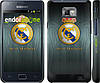 "Чехол на Samsung Galaxy S2 i9100 Real Madrid 3 ""995c-14"""