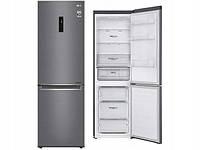 Двухкамерный холодильник LG GBB61DSHZN