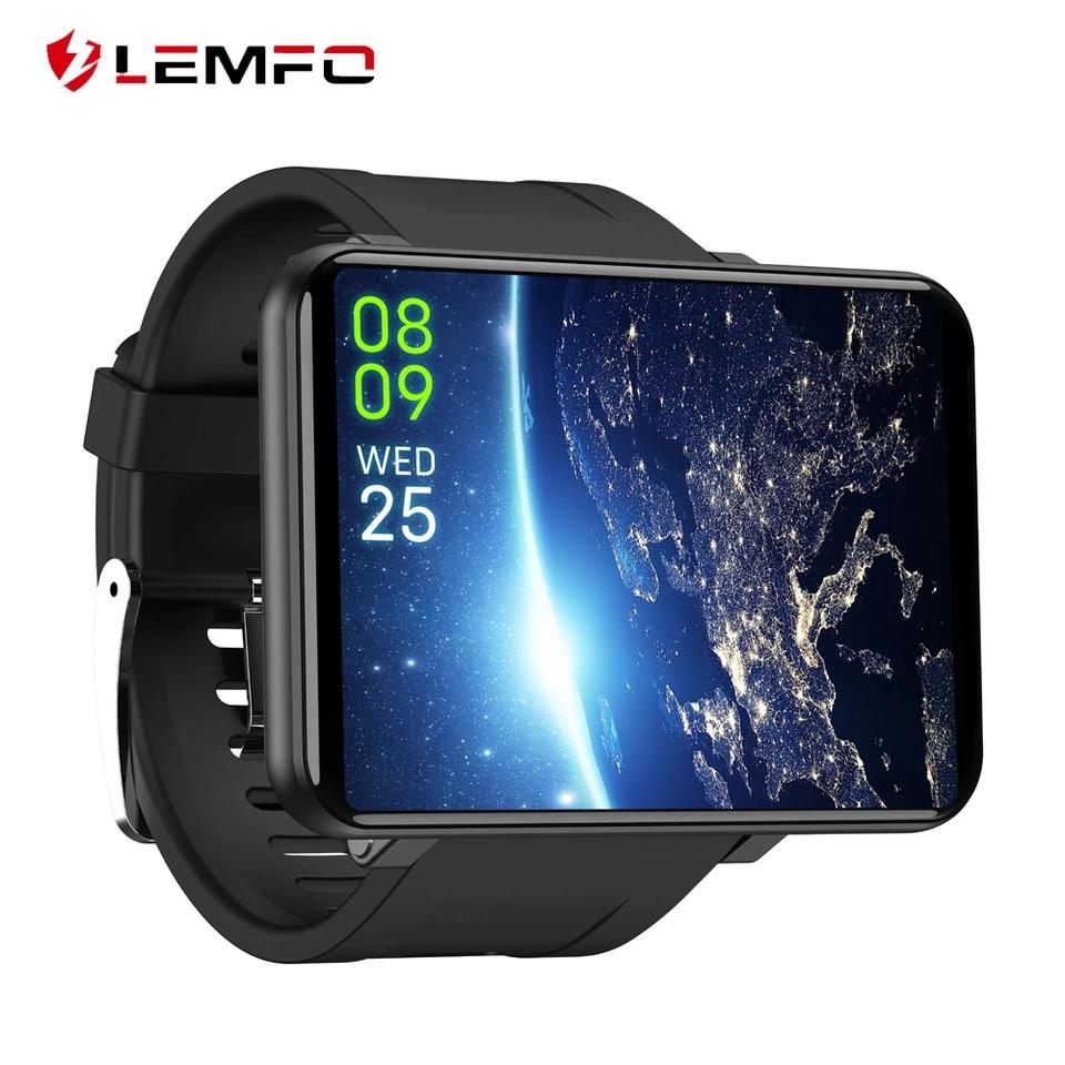 LEMFO LEM T  RAM 3ГБ / ROM 32ГБ / smart watch LEMFO LEM T