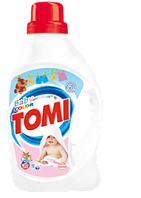 Детский гель для стирки TOMI Baby 1,45л 20стирок Henkel (томи)