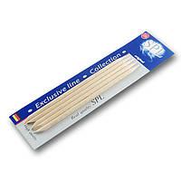 Деревянные палочки для маникюра SPL 9030 блиcтер