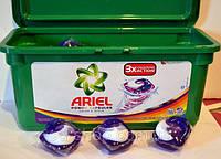 Ariel Power capsules 3X action - Color & Style+Lenor 28шт